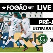 LIVE | Goiás x Botafogo - onde assistir, prováveis escalações e últimas notícias 📡🔥