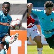 Botafogo deve ter Jonathan Silva e Warley titulares contra o Coritiba; Luís Oyama fica no banco