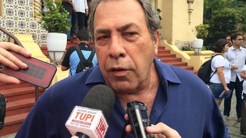 Carlos Augusto Montenegro, ex-presidente do Botafogo, fala sobre o título brasileiro de 1995