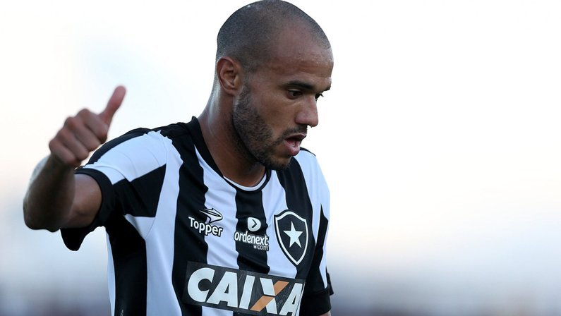 Roger - Vítor Silva/SSPress/Botafogo