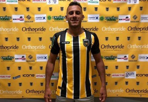 Renan Gorne ressalta motivação no Volta Redonda e fala sobre o Botafogo: 'Tiveram a escolha deles'