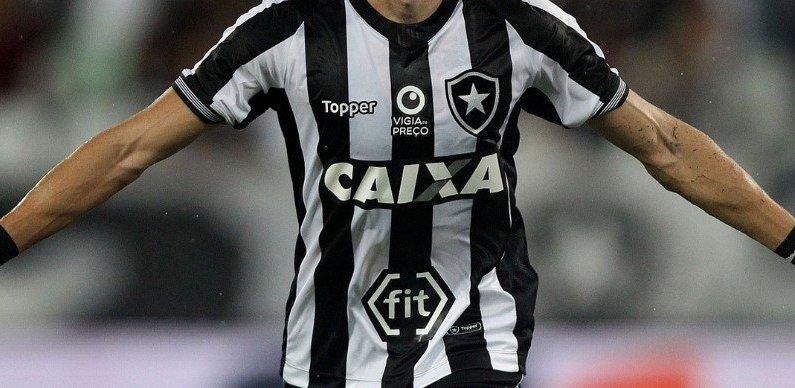 Botafogo conversa com empresas para substituir o patrocínio da Caixa