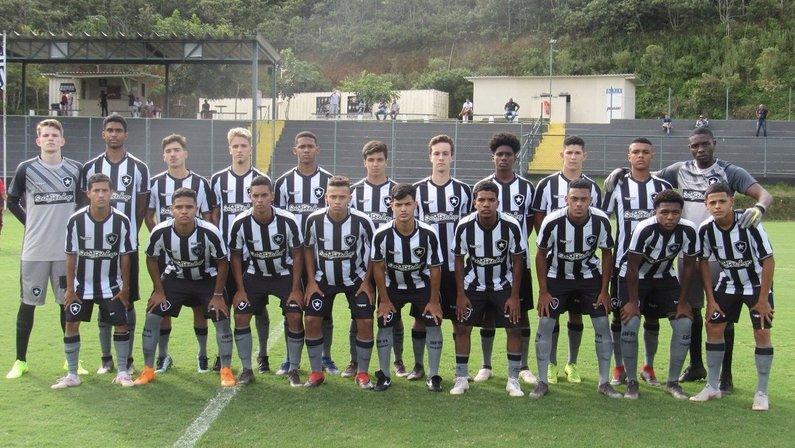 Base: Botafogo é derrotado pelo Corinthians por 3 a 0 pelo Brasileiro Sub-17