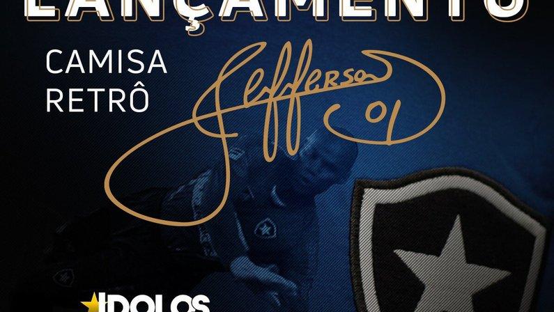 VÍDEOS: Loco Abreu, Lucio Flavio e Leandro Guerreiro chamam torcida do Botafogo para evento de Jefferson hoje
