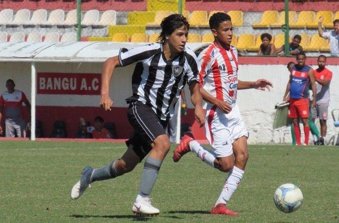 Além de Kauê, Botafogo planeja profissionalização de mais quatro destaques do sub-17