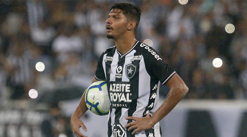 Igor Cássio é cortado pelo Botafogo da partida contra o Ceará