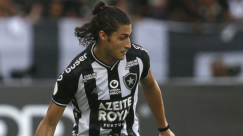 Marcinho em Botafogo x Ceará | Campeonato Brasileiro 2019