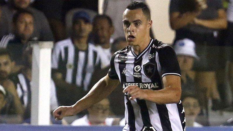 Victor Rangel em Santos x Botafogo   Campeonato Brasileiro 2019