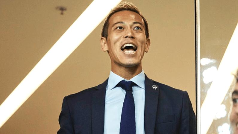 Keisuke Honda (本田圭佑) aceita proposta do Botafogo