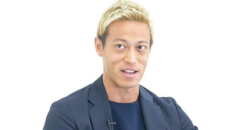 Keisuke Honda (本田圭佑) deve dar resposta ao Botafogo nesta terça-feira (28/01/2020)
