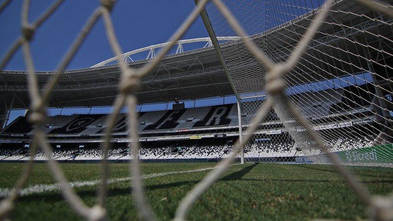 Estádio Nilton Santos, a casa do Botafogo