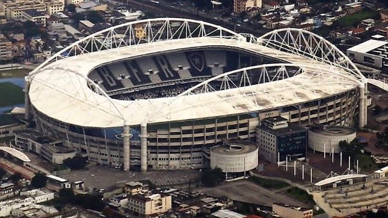 Botafogo coloca Estádio Nilton Santos à disposição das autoridades para prevenção do coronavírus