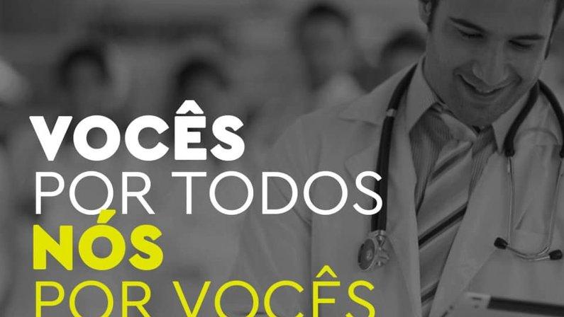 Luta contra o coronavírus: patrocinadora do Botafogo oferece hospedagens gratuitas a profissionais da saúde