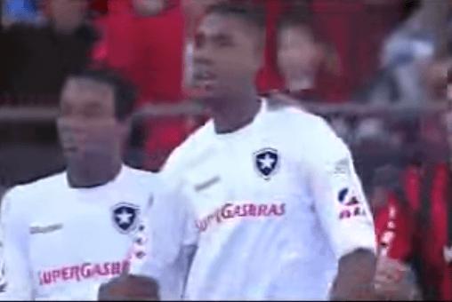 Lima em Athletico-PR x Botafogo | Campeonato Brasileiro 2006