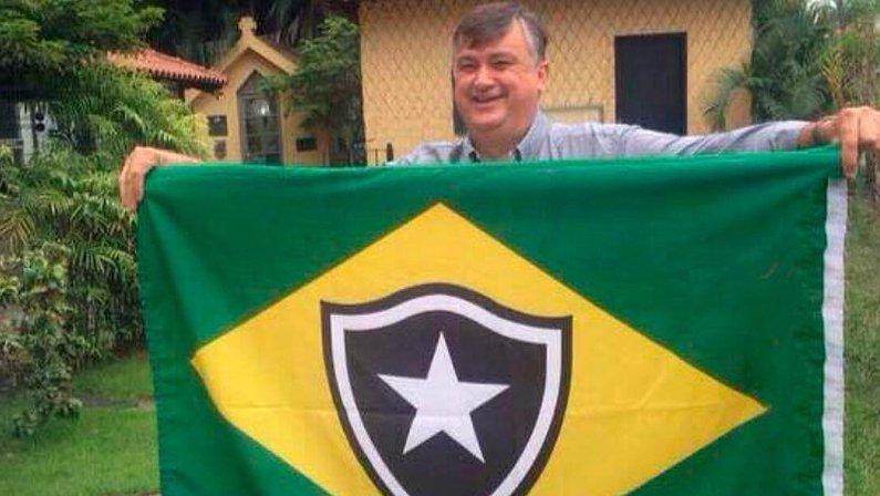 Durcesio Mello, candidato a presidente do Botafogo em 2020