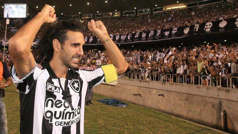 Leandro Guerreiro, ex-volante do Botafogo