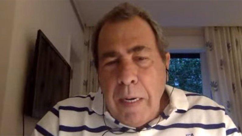 Carlos Augusto Montenegro, membro do Comitê Gestor de Futebol do Botafogo