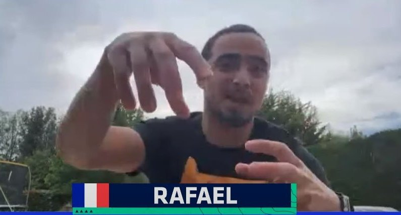 Rafael, do Lyon, voltou a falar sobre o Botafogo em entrevista ao Esporte Interativo