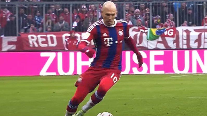 Botafogo sondou holandês Arjen Robben, ex-Bayern de Munique