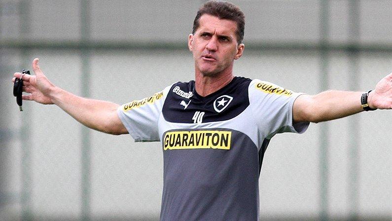 Vagner Mancini, técnico do Botafogo em 2014