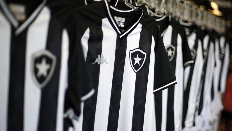 Camisa Kappa Botafogo