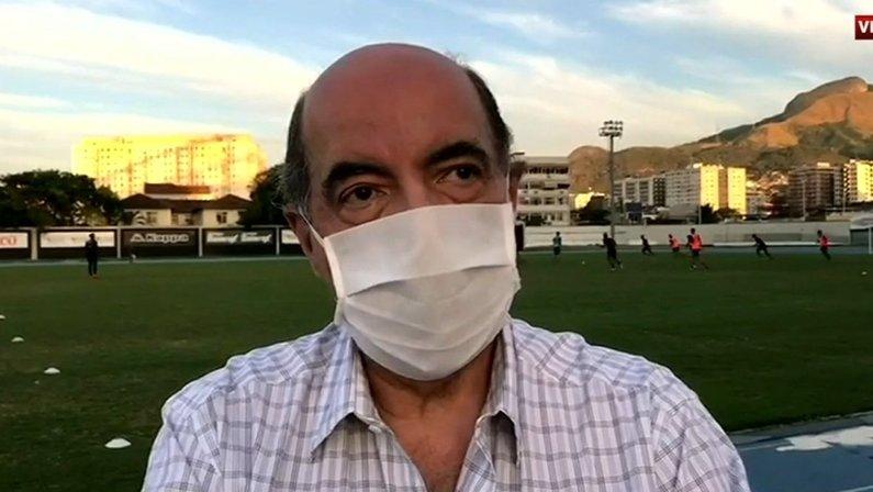 Nelson Mufarrej saiu em defesa de Paulo Autuori no Botafogo
