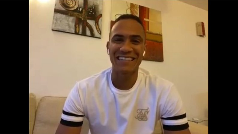 Renan, ex-goleiro do Botafogo, teceu elogios a Rafael Forster