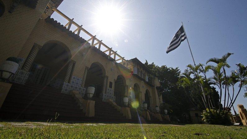 Sede do Botafogo de General Severiano
