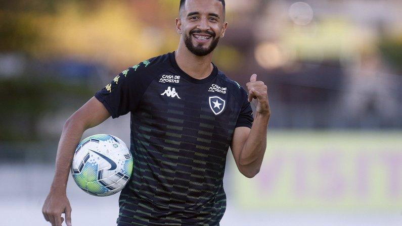 Caio Alexandre - Botafogo