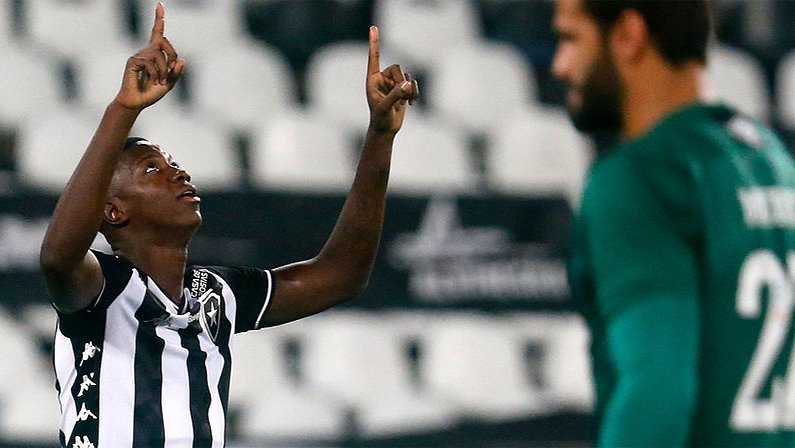 Matheus Babi em Botafogo x Fluminense   Amistoso da Taça Gerson e Didi