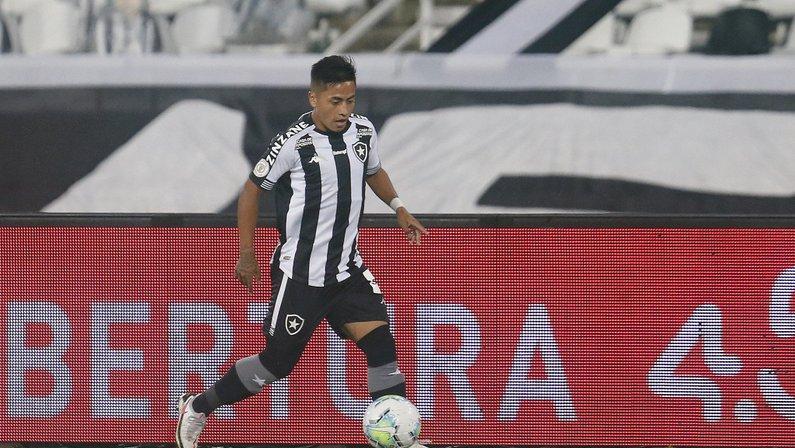 Lecaros - Botafogo