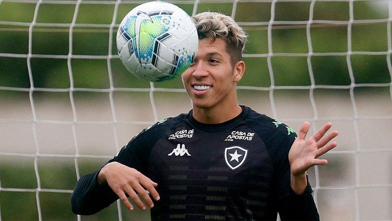 Empresário atualiza negociação de Bruno Nazário, ex-Botafogo, com o América-MG