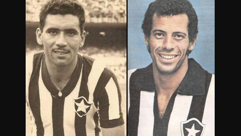 Nilton Santos e Carlos Alberto Torres, ex-Botafogo, indicados ao Dream Team da France Football