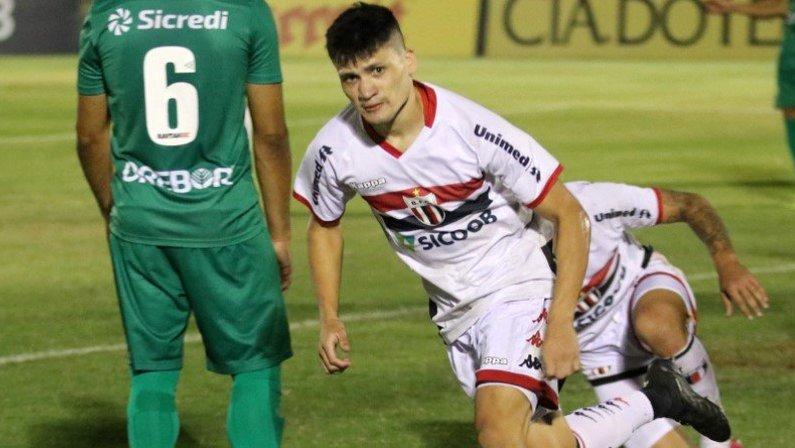 Ronald, do Botafogo-SP, na mira do Botafogo