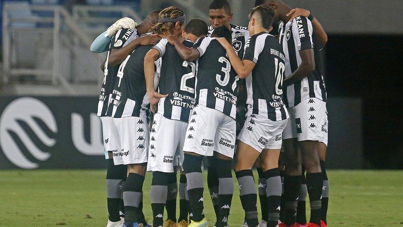 Elenco - Cuiabá x Botafogo - Copa do Brasil