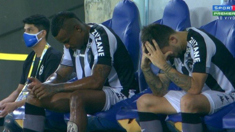 Copa do Brasil: uma eliminação na conta da diretoria do Botafogo