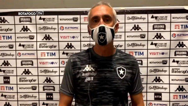 Flavio Tenius - Cuiabá x Botafogo