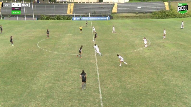 Botafogo perde para o Atlético-MG no Campeonato Brasileiro Feminino A-2