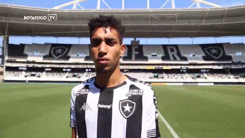 Kauê - Botafogo