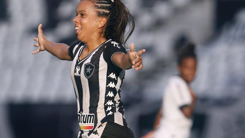 Vivian - Botafogo x Ceará - Campeonato Brasileiro Feminino A2