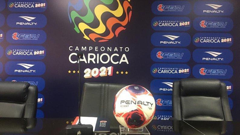 Campeonato Carioca 2021 na Ferj