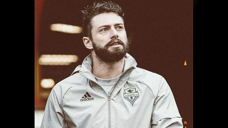 João Paulo, emprestado pelo Botafogo ao Seattle Sounders