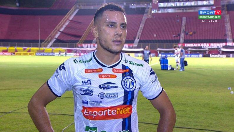 Renan Gorne - Vitória x Confiança - Brasileiro Série B
