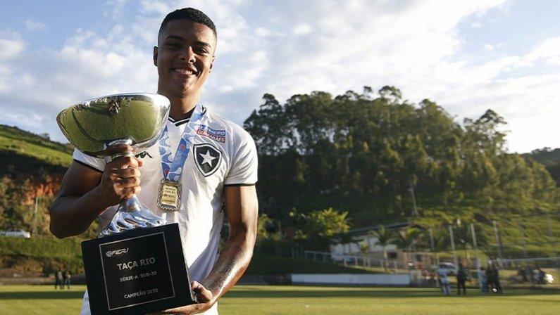 Reydson - Botafogo