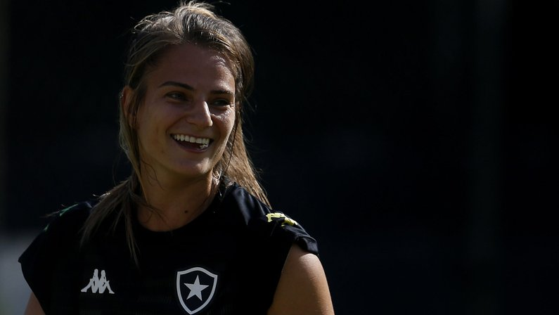 Jogadoras do Botafogo projetam final do Brasileirão Feminino Série A2: 'Raça, determinação e vontade'