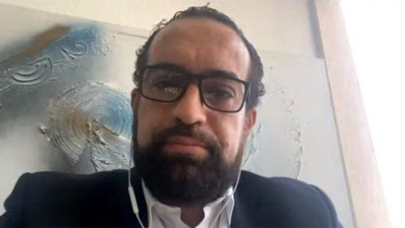 André Souza, presidente do Conselho Fiscal do Botafogo