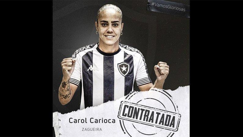 Carol Carioca - Botafogo