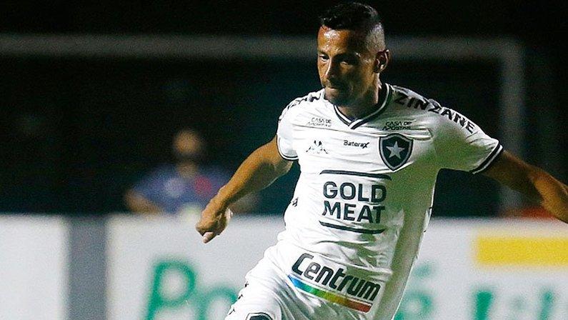 Cícero em Vasco x Botafogo | Campeonato Brasileiro 2020