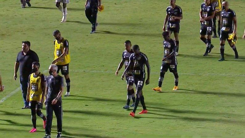 Eduardo Barroca e saída do time de São Januário em Fluminense x Botafogo | Campeonato Brasileiro 2020