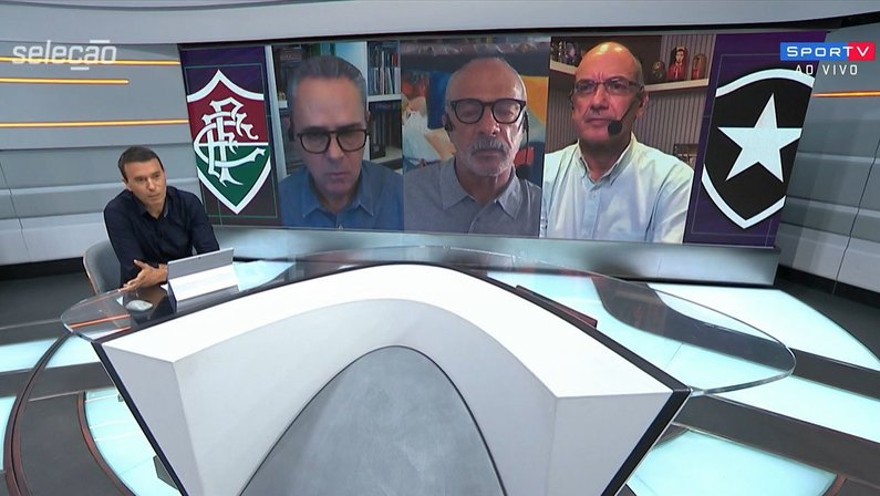 Seleção SporTV analisa Fluminense 2x0 Botafogo